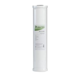 "Pentek RFC-20BB Radial Flow Carbon Cartridge 4.5"" X 20"" 25 Micron American Plumber WRC25HD20, 155247, Ace Hardware # 411459, AquaPure AP817-2, 3M Purification AP817-2, Pura UV Filtration 33004040, filter, carbon filter, housing, 4X20, 4.5X20, filtration, 25 micron"