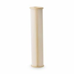 "Pentek ECP1-20BB Pleated Cellulose Polyester Cartridge 4.5"" X 20"" 1 Micron Aqua-Pur AP810-2,3M Purification AP810-2,Everpur DEV9108-41,Shurflo 15-054-02PP30-BB, pleated poly filter, sediment filtration, filter, sediment filter, progressive filter, housing, 4X20, 4.5X20, filtration, 5 micron,"