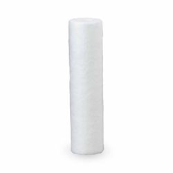 "Pentek P1 Spun-Bonded Polypropylene Cartridge 2.5"" X 10"" 1 Micron P Series, sediment filtration, filter, sediment filter, Polypropylene cartridges,  polypropylene filters"