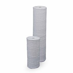 "Pentek WP5BB97P Polypropylene String-Wound Cartridge 4.5"" X 10"" 5 Micron Polypropylene String-Wound filter, sediment filtration, filter, sediment filter, string-wound filter"