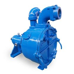 Power-Flo PFPO2LA-6C Self Priming Centrifugal Pump Power-Flo, PFPFO2LA-6C, PFPO2LA-6C, Self-Priming, Motor Driven, Engine Driven, Frame Mounted Pump, Trash Pump