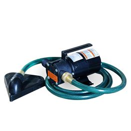 Power-Flo PFUEG Hose Utility Pump 0.083 HP 115V 1PH Manual 10 Cord Power-Flo, PFUEG, Hose, Utility Pump, Waterbed, Aquarium, De-water, Sink, 1/12HP