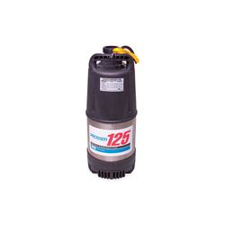 Prosser Series 125 Sump & Utility Pump 1.25 HP 120V 1PH 50 Cord sump and utility pump, Prosser  115167 sump and utilty pumps, series 71, series72, series 125, series 126