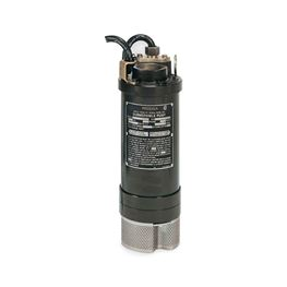 Prosser 9-81535-23 High Head Submersible Dewatering Pump 15 HP 575V 3PH 50 Cord w/ Rainproof Control Box dewatering pump, Prosser 9-81535-23 dewatering pump, series 9-815000