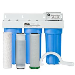 PURA UVB Series Model UVB3-EPCB/GC/SD 2 GPM Ultraviolet Water Treatment System, 120V