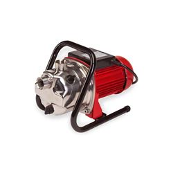 Red Lion RJSE-75SS Stainless Steel Sprinkler Utility Pump 0.75 HP 115V  Red Lion Jet Pump, convertible jet pumps, lake pumps, convertible well pumps, well pumps, shallow well pumps, end suction pumps