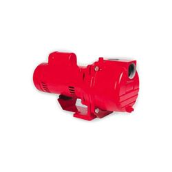 Red Lion RL-SPRK150-BR Sprinkler Pump 1.5 HP 115/230V  Red Lion Jet Pump, convertible jet pumps, lake pumps, convertible well pumps, well pumps, shallow well pumps, end suction pumps