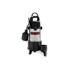 Red Lion RL-SS100T Premium Submersible Stainless Steel Sump/Effluent Pump 1.0 HP 115V 20 Cord Automatic Red Lion sump Pump, sump pumps, stainless steel sump pumps, submersible sump pumps, cast iron sump pump