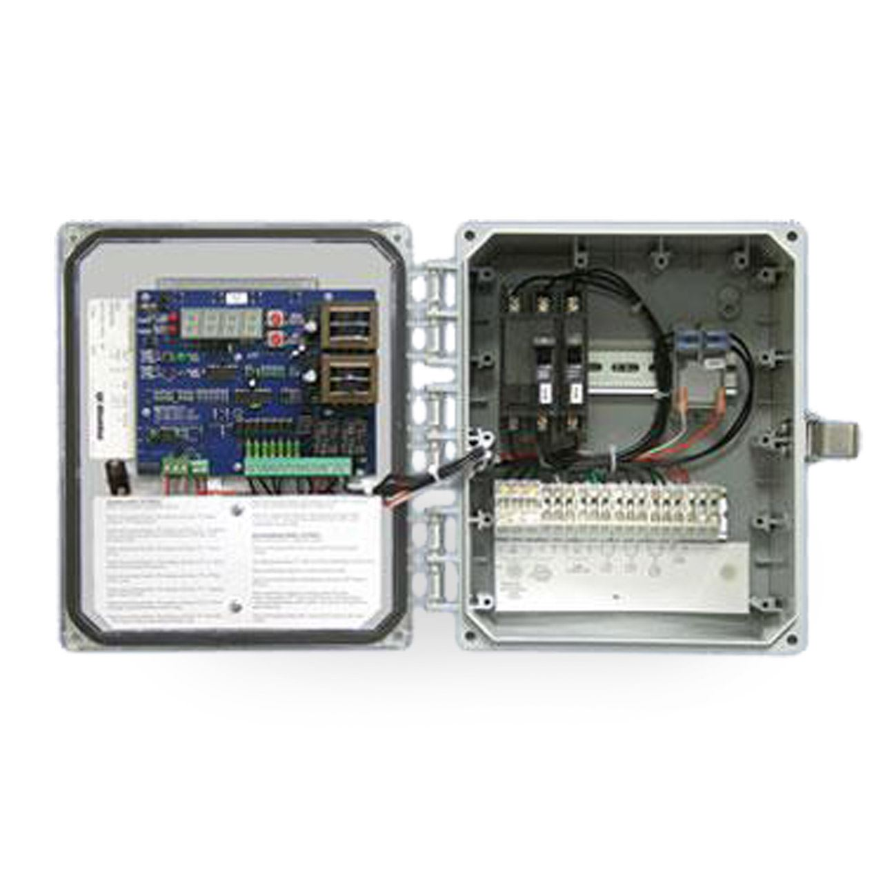 sje rhombus ez series simplex pump control panel timed dose Residential Septic Lift Station Wiring
