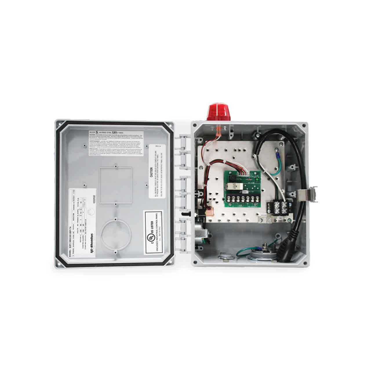 sje rhombus ezp series plugger plug in pump control panel Residential Septic Lift Station Wiring