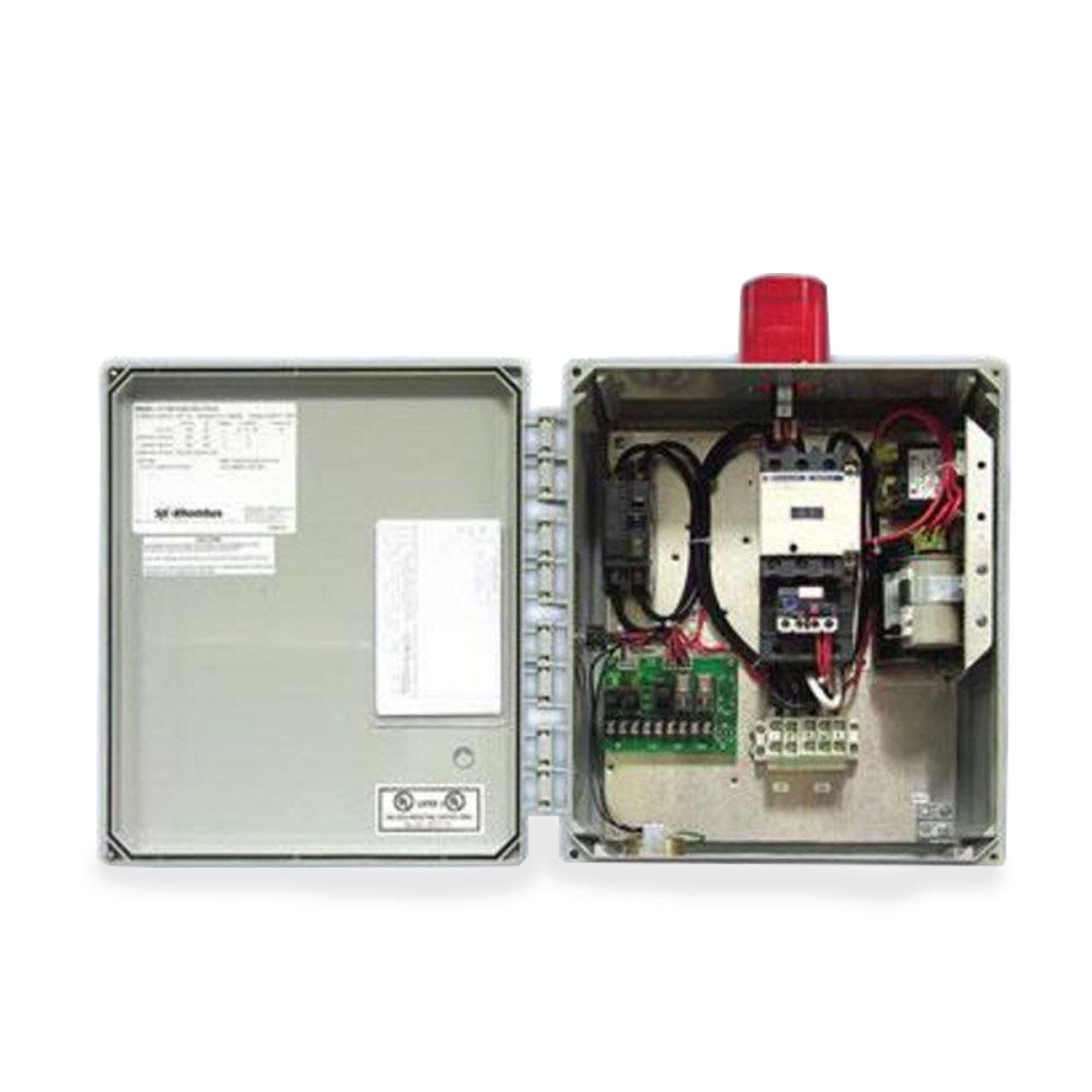 Sje Rhombus  Run Pump Control Panel