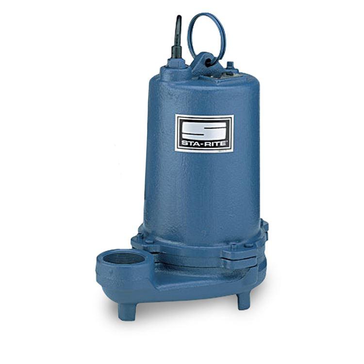 Sta-Rite - Sta-Rite EC750220M Submersible Effluent Pump 0 5
