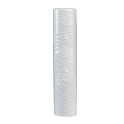 "Sterling SWJ2020 String Wound Polypropylene Cartridge 4.5"" X 20"" 20 Micron swj2020, Pentek WP, string filter, 25 micron string filter, sediment filtration, filter, sediment filter, housing, 4.5X20, 4X20, filtration, 25 micron"