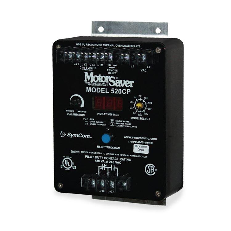 Symcom Symcom 520cp 460 Three Phase Current Monitor