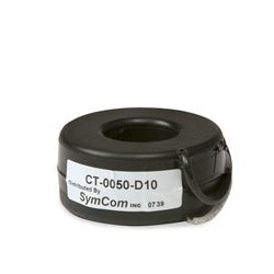 "SymCom CT-50-D-10 1"" Window Donut Style Current Transformer current transformer, CT, motor protection, pump protection, motor saver, current protection, run dry protection, SymCom"