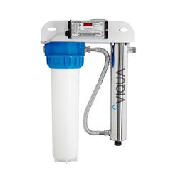 VIQUA VH410-F20 Home UV System 18 GPM VIQUA, uv systems, water disinfection system, regulated uv systems, VIQUA VH410-F20, VIQVH410-F20