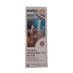 Watersafe WSFWS207 Water Test Kit for Lead watersafe, test kit, water test kit, city water test kit, well water test kit, lead test kit, pesticide test kit, bacteria test kit