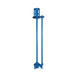 Weinman Type MG-VS  Column Sump Pumps weinman column and non clog sump pumps, dewatering, industrial, non clog vertical column sump pumps