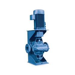 Weinman LVM Series Split Case Centrifugal Pumps Vertically Mounted weinman vertically mounted split case pumps, split case pumps, vertical and horizontal mounted, LVM Series and L Series
