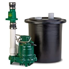 Zoeller 105-0001 Model 105 Preassembled M53 Drain Pump System with Polypropylene Basin & Lid  Sewer kit, pump kit, sump kit, sump pump, sump kit 105, drain pump, 105-0001, Zoeller 105-0001, Model M53, Model 105-0001, Zoeller Model M53, Zoeller Model 105-0001, pump, Drain Pump Series, Zoeller specialty products, Model M53, Model 105, ZLR105-0001