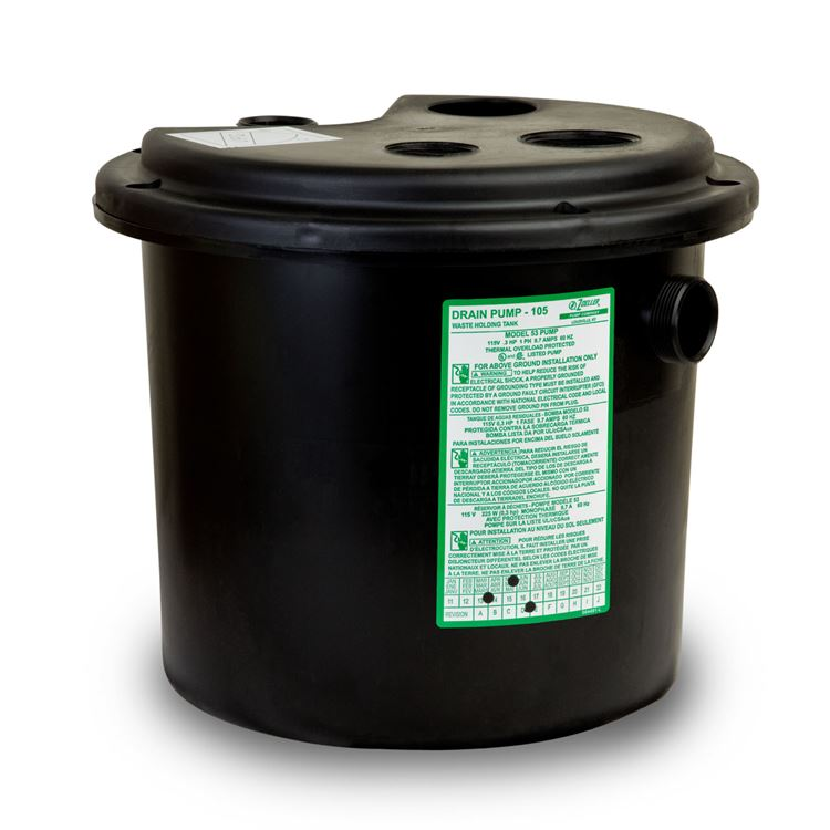 Zoeller 131 Water Drain Pump R C Worst Amp Co