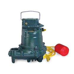 Zoeller 2057-0006 Model BE2057 High Temperature Submersible Pump 0.3 HP 230V 1PH 10' VLFS submersible pump, dewatering pump, high temperature pump, high temperature, intermittent, zoeller high temperature pump, Zoeller Model BE2057, BE2057, ZLR2057-0006