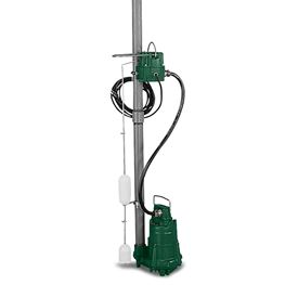 Zoeller 3163-0001 Model M3163 High Temperature Submersible Pump 0.5 HP 115V 1PH 20 Cord Automatic submersible pump, dewatering pump, high temperature pump, high temperature, intermittent, zoeller high temperature pump, Zoeller Model M3163, M3163, ZLR3163-0001