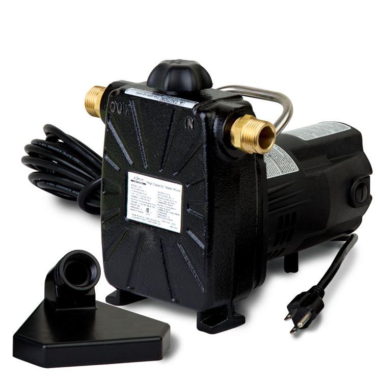 Zoeller Utility Pump 115v Portable Utility Pump