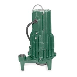 "Zoeller 818-0002 Model N818 ""Shark"" Single Directional Grinder Pump 1.0 HP 115V 1PH 20 Cord Nonautomatic grinder pump, the shark, grinder, simplex 818, pump, Model 818, Zoeller N818, Model N818, Zoeller Model N818, ZLR818-0002"