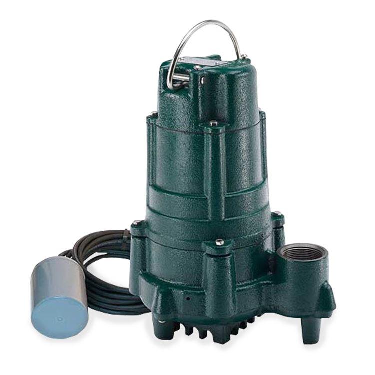 Zoeller Zoeller 140 0005 Model Bn140 Sump Effluent Pump 1 0 Hp 115v 1ph 20 Cord Automatic Zlr140 0005