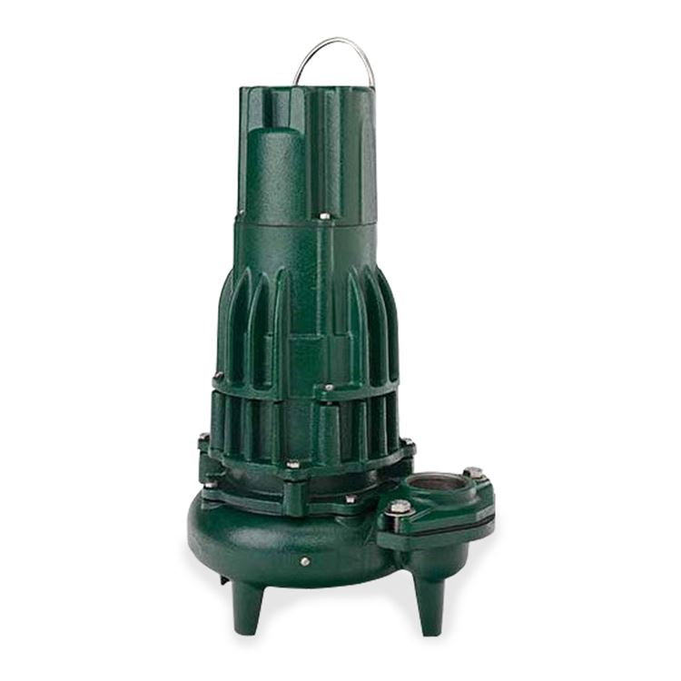 Zoeller Zoeller 4282 0002 Model N4282 Waste Mate Double Seal Pump 0 5 Hp 115v 1ph 15 Cord Nonautomatic Zlr4282 0002