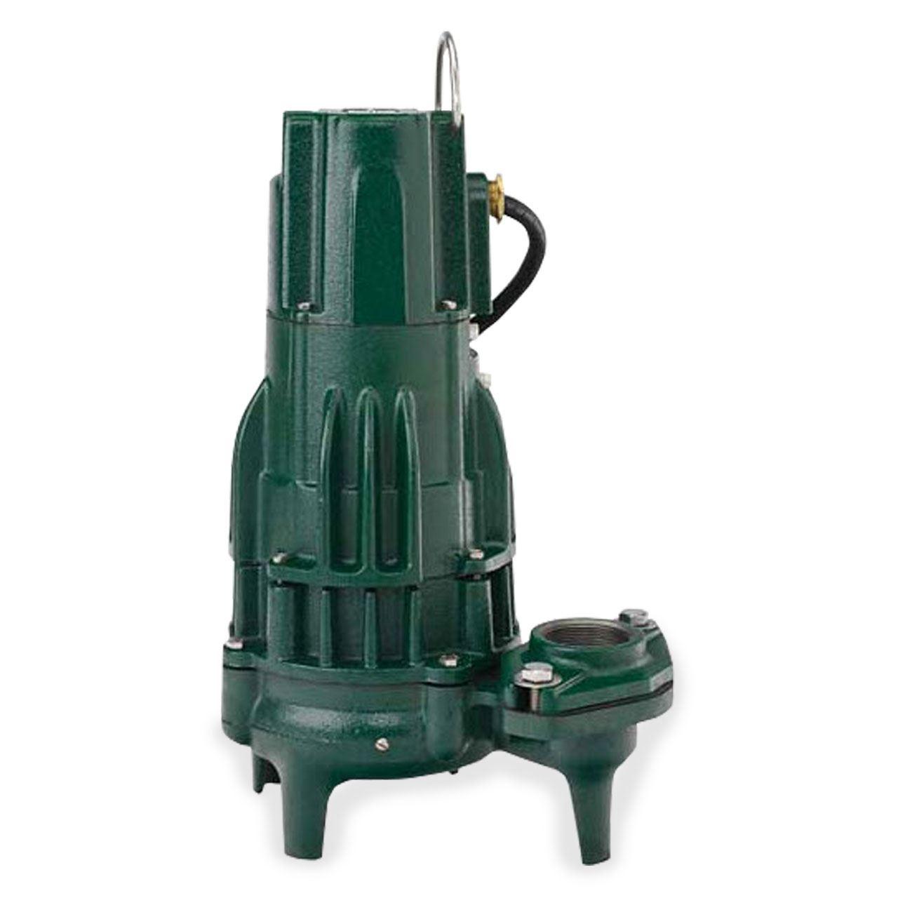zoeller zoeller 295 0004 model e295 high head sewage dewatering Sewage Pump Basin Installation prev next