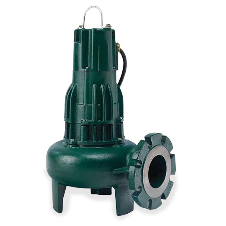 Zoeller Zoeller 4405 0004 Model E4405 High Capacity Sewage Dewatering Double Seal Pump 3 0 Hp 230v 1ph 20 Cord Nonautomatic Zlr4405 0004