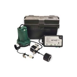 Zoeller 508-0014 AquaNot®  Fit 508 Battery Backup System 12VDC zoeller 508, 508, 508-0014, 12 Volt, 12 volt pump, AuquaNot,  sump pump, backup pump, basement pump, ZLR508-0014