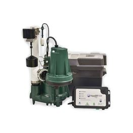 Zoeller 508-0007 AquaNot® Spin 508/M98 Propak Battery Backup System 12VDC  zoeller 508, 508, 508-0007, 12 Volt, 12 volt pump, Basement sentry, basement sentry I, sump pump, backup pump, basement pump, ZLR508-0007