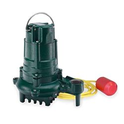 Zoeller 2137-0005 Model BN2137 High Temperature Submersible Pump 0.5 HP 115V 1PH 10' VLFS submersible pump, dewatering pump, high temperature pump, high temperature, intermittent, zoeller high temperature pump, Zoeller Model BN2137, BN2137, ZLR2137-0005