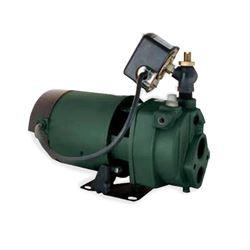 Zoeller 463 0006 Convertible 1 Hp Deep Well Jet Pump